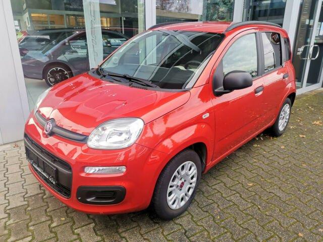 Fiat New Panda 1.2 8V POP, Jahr 2014, Benzin