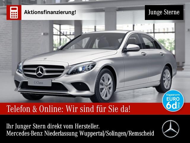 Mercedes-Benz C 200 Avantgarde Multibeam Kamera Spurhalt-Ass PTS, Jahr 2019, Benzin