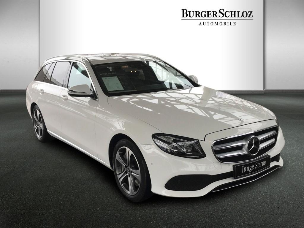 Mercedes-Benz E 400 T d 4MATIC Avantgarde/Comand/Distronic/LED, Jahr 2018, Diesel