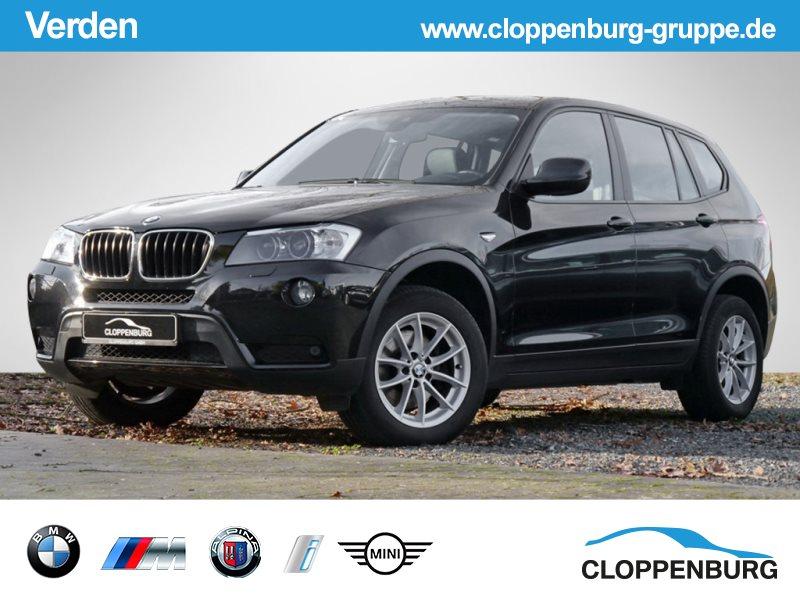 BMW X3 xDrive20d NAVI XENON PDC SITZHZG KLIMA LEDER -, Jahr 2014, Diesel