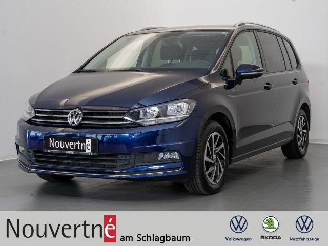 Volkswagen Touran 1.4 TSI Join + Heckklappe elektr. + Navi +, Jahr 2018, Benzin