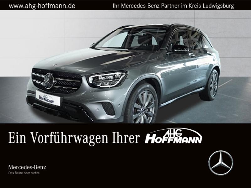 Mercedes-Benz GLC 200 4MATIC Navi+Night+LED+Kamera+Totw+Spurp., Jahr 2019, petrol