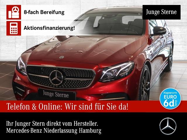 Mercedes-Benz E 53 AMG T 4M+ Fahrass/Wide/Pano/Multi/AHK/360°, Jahr 2018, Benzin