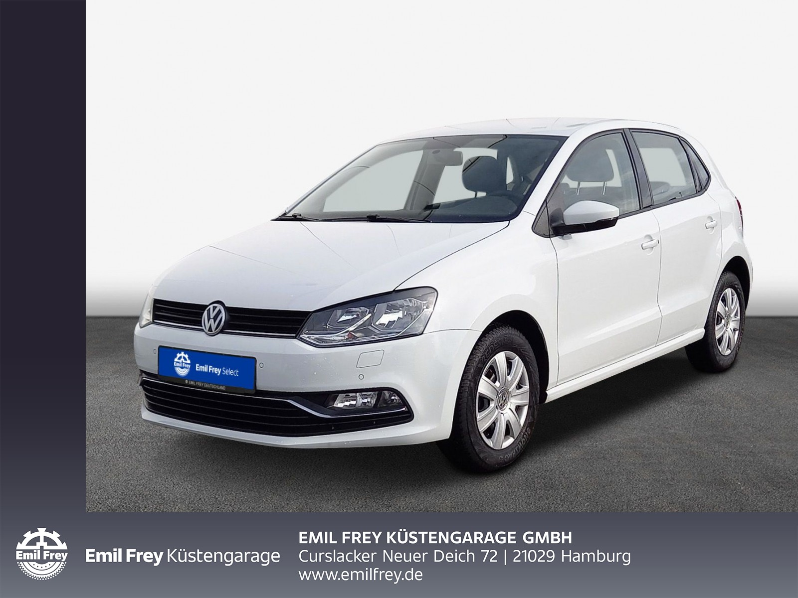 Volkswagen Polo 1.2 Comfortline MAL, PDC, KLIMA, Jahr 2014, Benzin