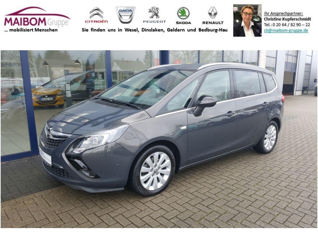 Opel Zafira Tourer 1.6 CDTI ecoFLEX Innovation7-Sitzer, Jahr 2013, Diesel