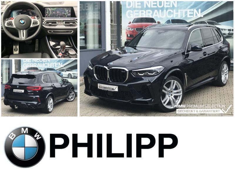 BMW X5 M CarPlay Pano h&k DAB AHK3,5t DA Pro Pa+, Jahr 2020, Benzin