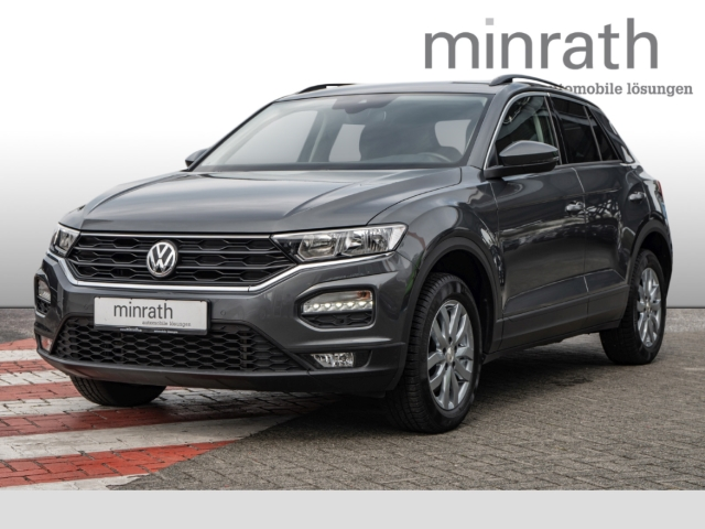 Volkswagen T-Roc Basis 1.5 TSI ACT Navi ACC PDC LED RDC, Jahr 2018, Benzin