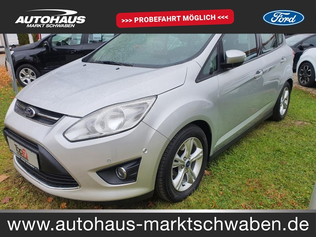 Ford C-Max 1.6 EcoBoost Champions-Edition StartStopp, Jahr 2013, Benzin