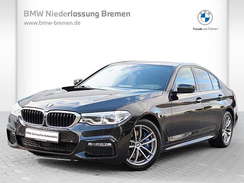 BMW 530d xDrive Limousine Sportpaket M Sportbr. LED, Jahr 2017, Diesel