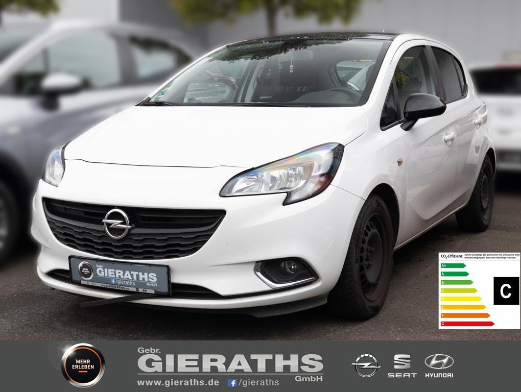 Opel Corsa 1.4, Jahr 2014, Benzin