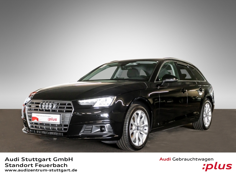 Audi A4 Avant Sport 2.0 TDI quattro Navi ACC PDC, Jahr 2018, Diesel