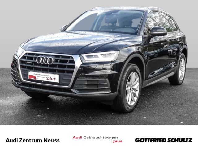 Audi Q5 2.0 TDI quattro VIC, LED, GRA, SHZ, Jahr 2017, Diesel