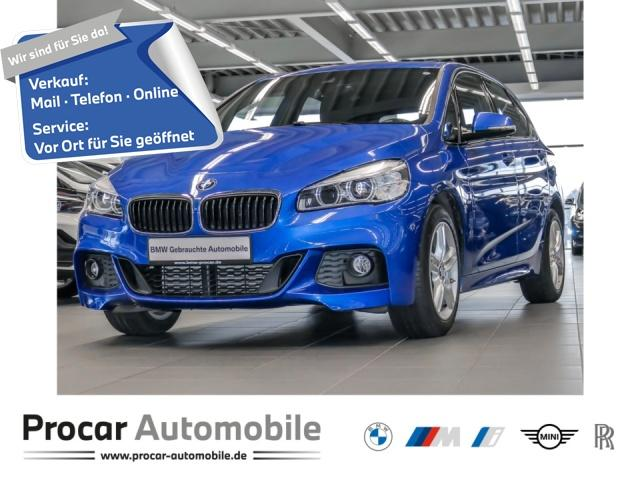 BMW 220 Active Tourer M Sport Aut Navi LED AHK Pano, Jahr 2018, Diesel