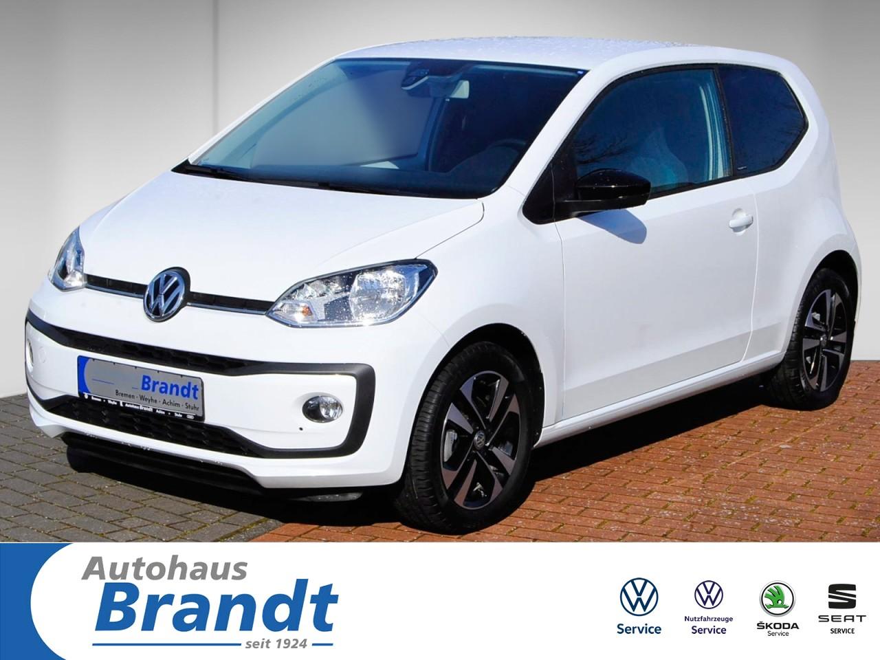 Volkswagen up! IQ.DRIVE SHZ*PDC*GRA*NW-GAR. BIS 12.2024, Jahr 2019, Benzin