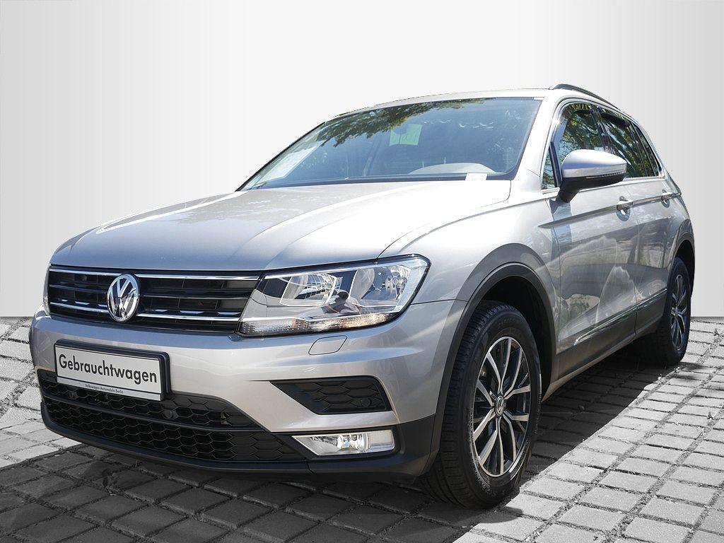 Volkswagen Tiguan 2.0TDI DSG Comfortline 4x4 STHZG PDC, Jahr 2016, Diesel