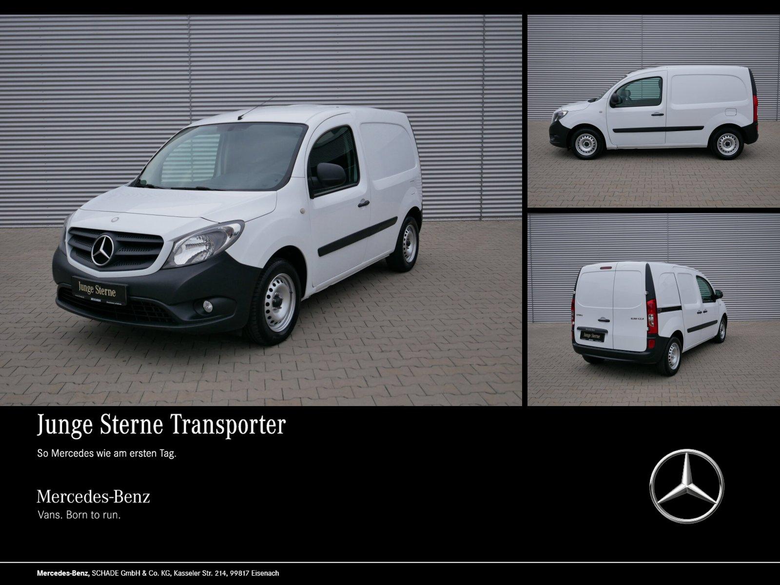 Mercedes-Benz CITAN 108 KASTEN WORKER LANG RADIO ABS ASR Basic, Jahr 2016, Diesel