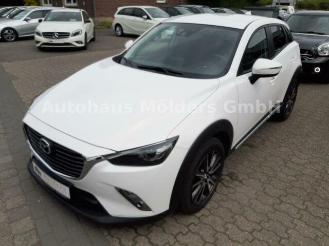 Mazda CX-3 SKYACTIV-D 105 *Garantie*LED*Navi*167 mtl., Jahr 2016, Diesel