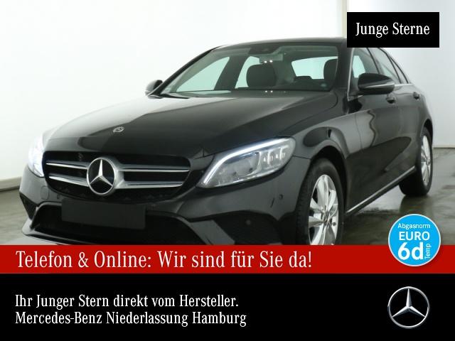Mercedes-Benz C 160 Avantgarde Pano Multibeam Kamera SpurPak PTS, Jahr 2020, Benzin
