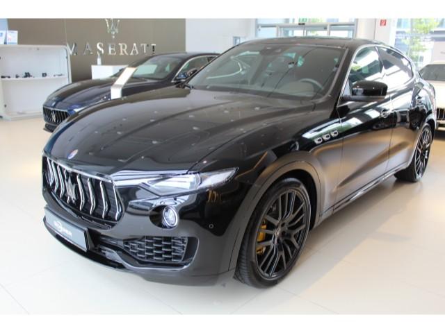 Maserati Levante finanzieren