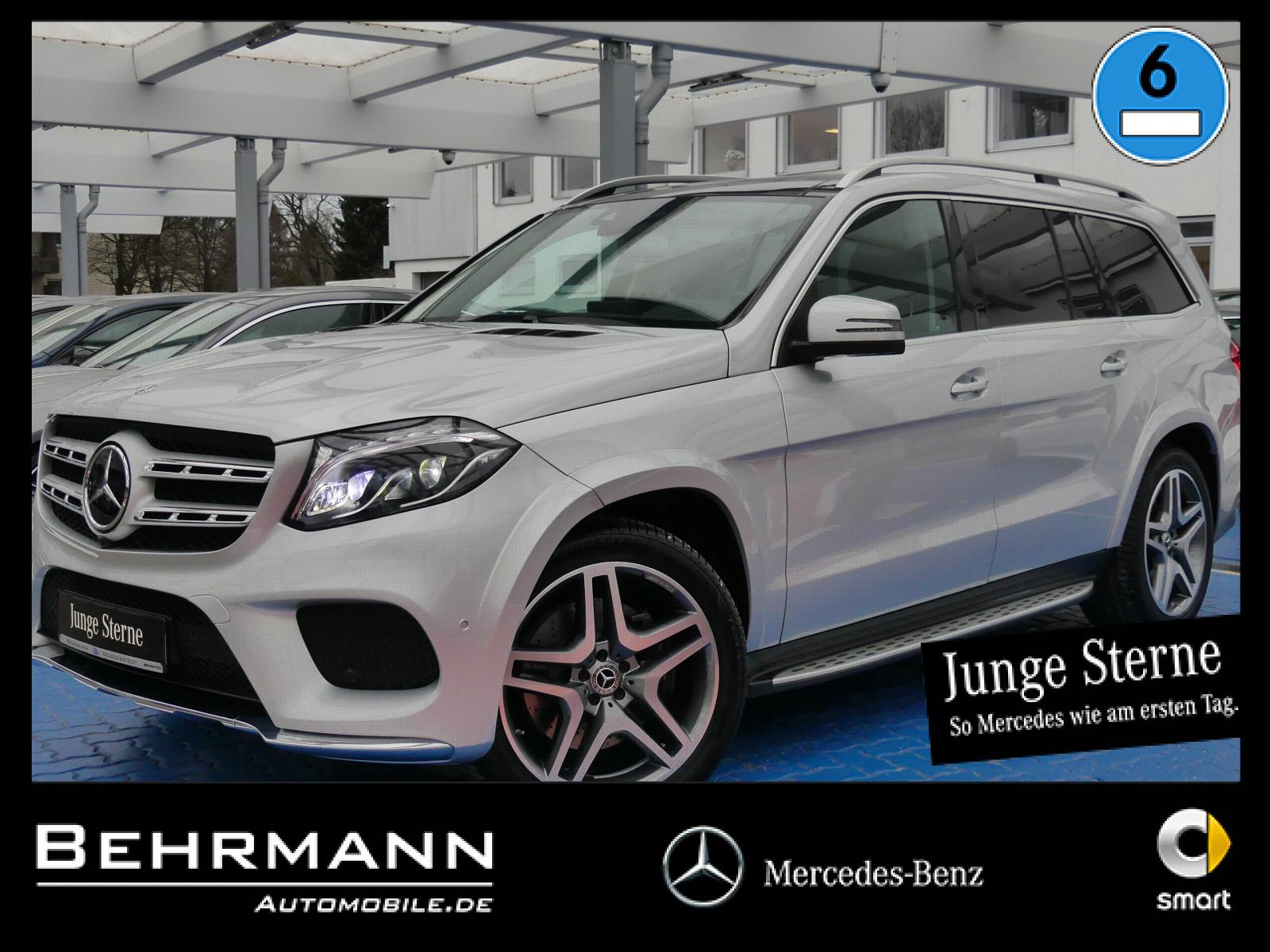 Mercedes-Benz GLS 350d AMG 4M +Distronic+360°Kam+AHK+Panorama+, Jahr 2019, Diesel
