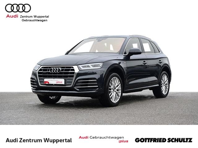 Audi Q5 3.0TDI S-LINE PANO VIRTUAL LEDER CONNECT LED SHZ KEYLESS MUFU PDC VO HI NAV BT 20ZOLL Design, Jahr 2018, Diesel