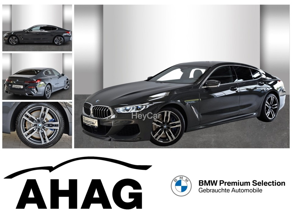 BMW M850i xDrive Gran Coupe Steptronic Innovationsp., Jahr 2020, Benzin