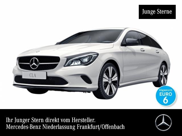 Mercedes-Benz CLA 180 SB Urban LED Night Navi 7G-DCT Sitzh Temp, Jahr 2016, Benzin
