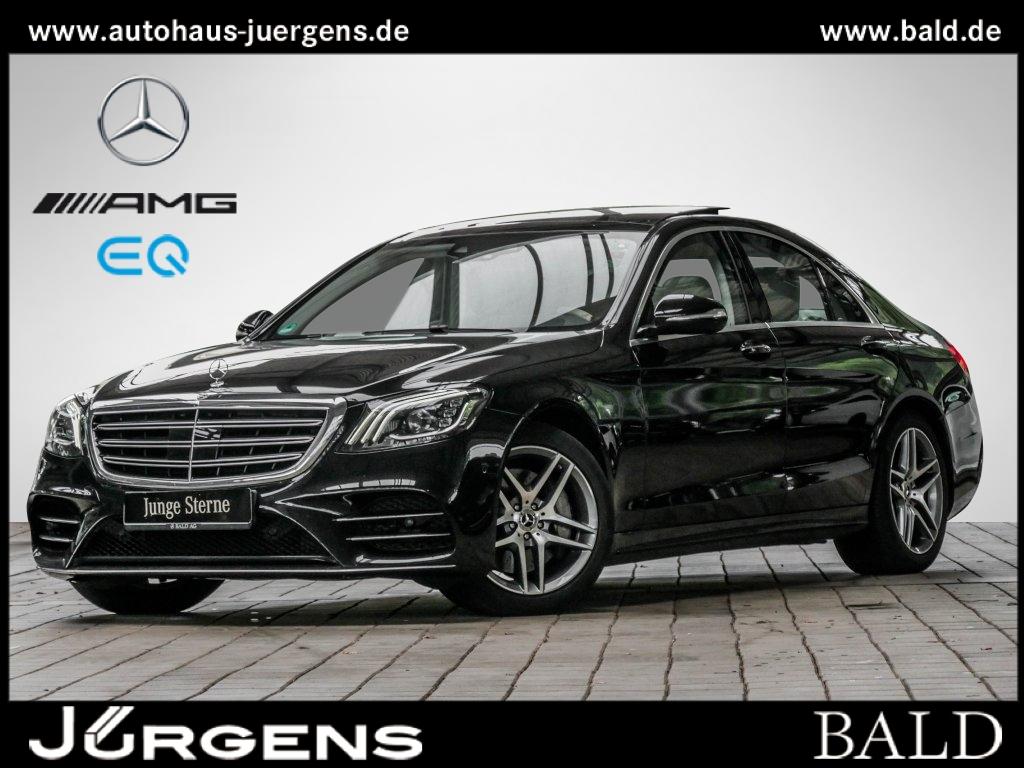 Mercedes-Benz S 450 4M AMG/Comand/ILS/Pano/Burm/Memory/StHz, Jahr 2017, Benzin