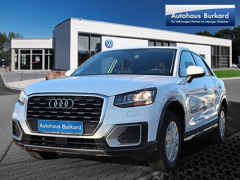 Audi Q2 1.6 TDI Sport, Automatik, Gepäckraumkl. elektr., Navi, DAB+, GRA, Einparkhilfe, Jahr 2018, Diesel