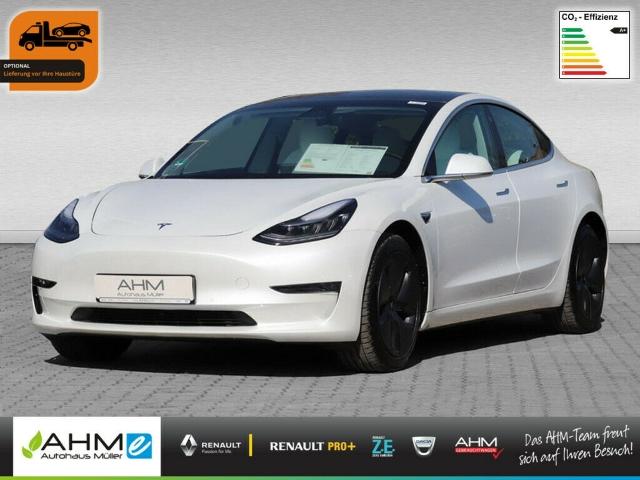 Tesla Model 3 Longe Range AWD -AHK- VERMIETUNG MÖGLICH, Jahr 2020, Elektro