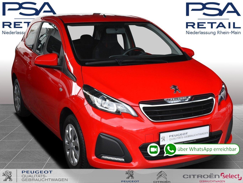Peugeot 108 VTI 68 Active *Klimaanlage*Bluetooth*, Jahr 2015, Benzin