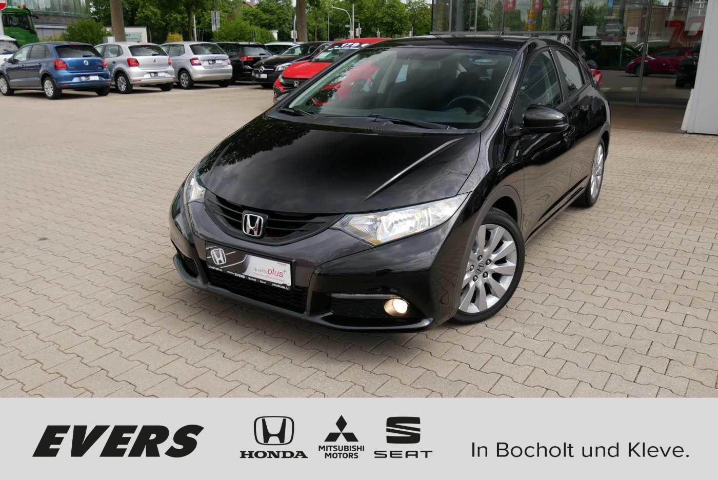 Honda Civic 1.8 i-VTEC SPORT 17Z.ALU+RÜCKFAHRKAMERA, Jahr 2013, Benzin
