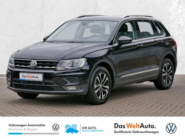 Volkswagen Tiguan 2.0 TDI DPF IQ.DRIVE Navi AHK Klima DigCockpit ACC, Jahr 2019, Diesel