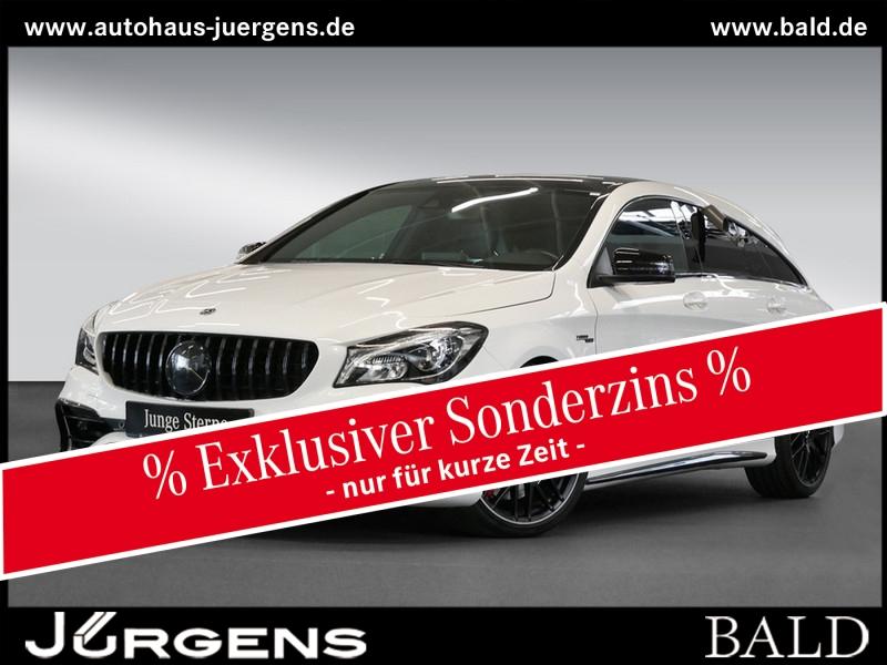Mercedes-Benz CLA 45 AMG 4M SB Performance/Comand/Pano/Memo/19, Jahr 2017, Benzin