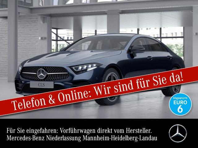 Mercedes-Benz CLS 300 d Cp. LED Spurhalt-Ass 9G Temp, Jahr 2019, Diesel