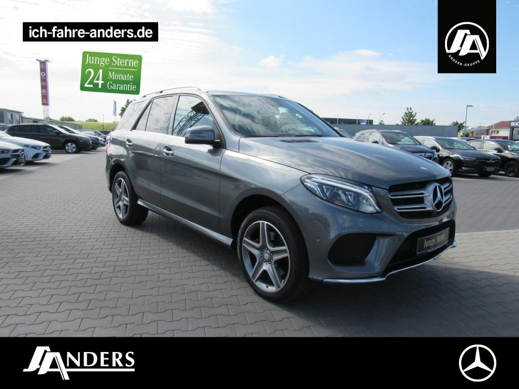 Mercedes-Benz GLE 350 d 4M AMG+LED+AHK+Navi+PDC+SHZ+20'' AMG-L, Jahr 2017, Diesel