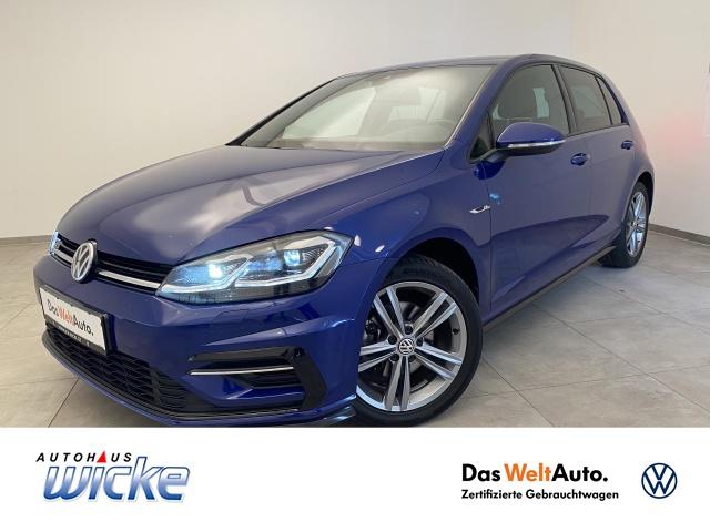 Volkswagen Golf VII 2.0 TDI Highline ACC Navi Klima, Jahr 2019, Diesel