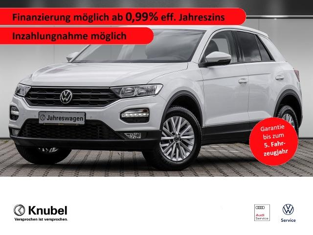 Volkswagen T-Roc 1.6 TDI*Nav*SHZ*PDC*Alu*Garantie, Jahr 2020, Diesel