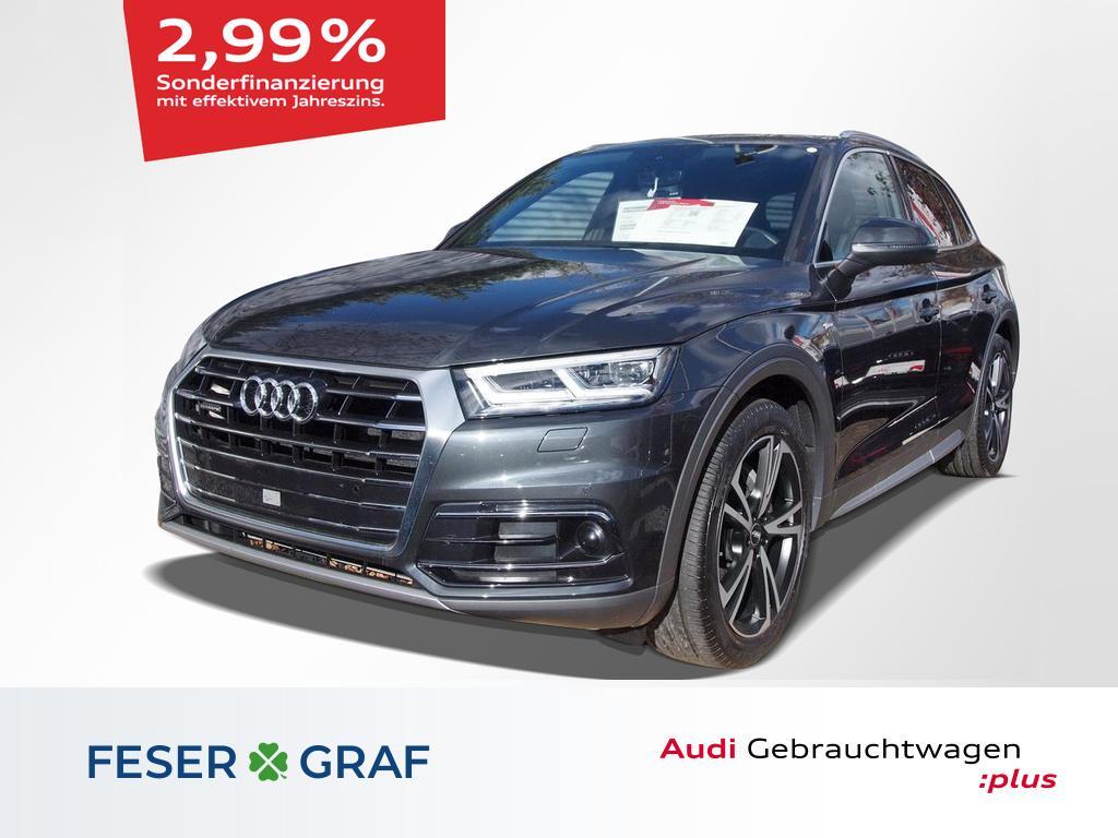Audi Q5 sport 40 TDI quattro S tronic Alu-20`, Jahr 2019, Diesel