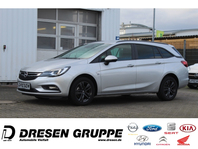Opel Astra Sports Tourer 120 Jahre/Navi+Keyless+Rückfahrkam+PDC, Jahr 2019, Benzin