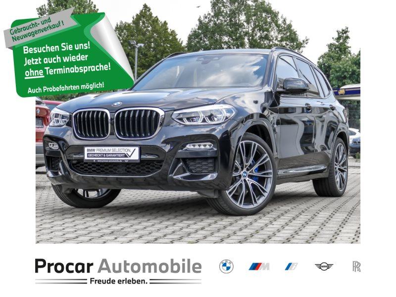 BMW X3 xDrive20d M Sport Head-Up HiFi LED WLAN Shz, Jahr 2018, Diesel