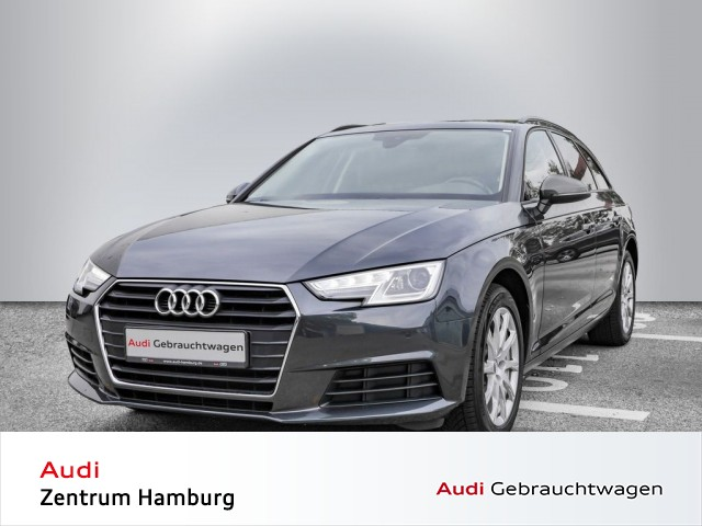 Audi A4 Avant 2.0 TDI 6-Gang NAVI-PLUS VIRTUAL COCKPIT, Jahr 2016, Diesel