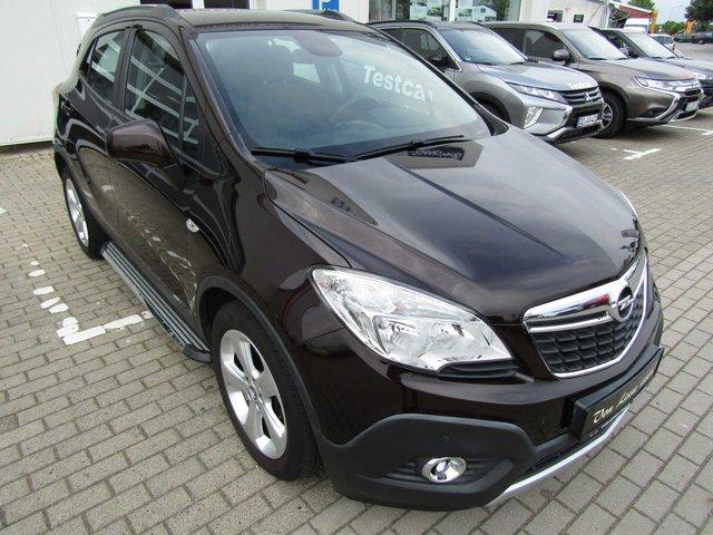 Opel MOKKA 1.6 EDITION PARKSENSOREN V+H LENKRADHEI., Jahr 2013, Benzin