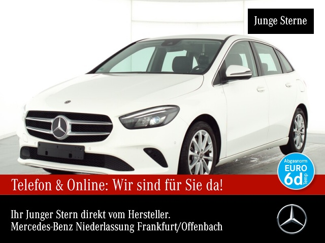 Mercedes-Benz B 220 d Navi Premium LED Kamera Laderaump PTS Temp, Jahr 2019, Diesel