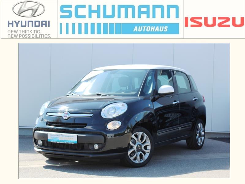 Fiat 500L 1.4 16V Pop-Star Navigation 17' Alu, Jahr 2013, Benzin