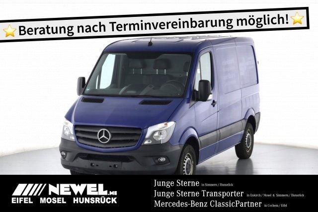 Mercedes-Benz Sprinter 213 CDI *KOMPAKT*KLIMA*TRENNW.*AHK*PTS*, Jahr 2016, Diesel