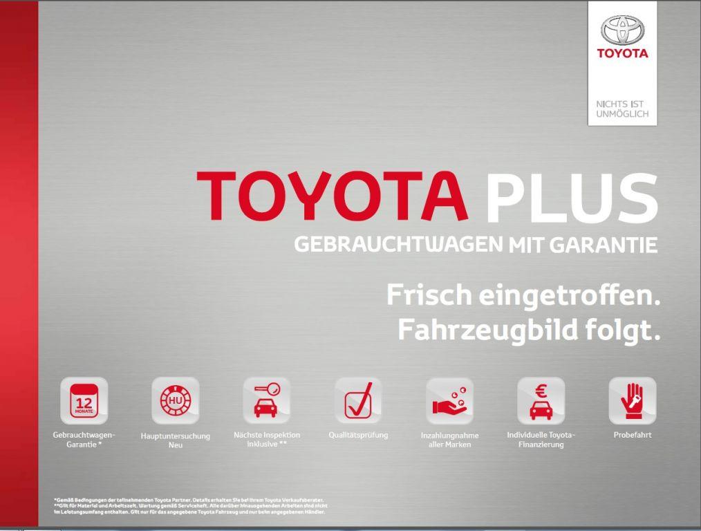 Toyota Yaris 1.33 VVT-i Comfort, Jahr 2015, Benzin