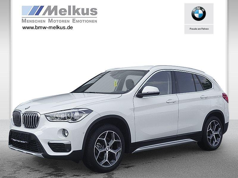 BMW X1 xDrive18d xLine LED RFK Navi ACC Sitzverst. Fondsitze, Jahr 2017, Diesel