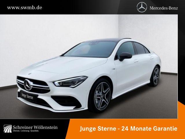 Mercedes-Benz CLA 35 AMG 4M Night*PerfSitz*Pano*Aero*Ambi*RKam, Jahr 2020, Benzin