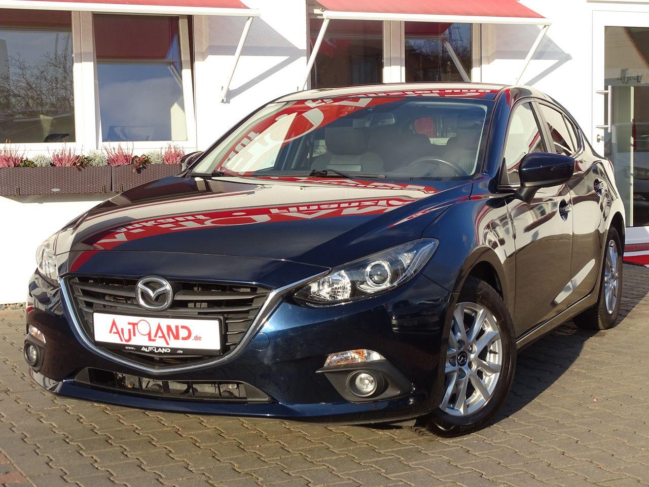 Mazda 3, Jahr 2013, Benzin